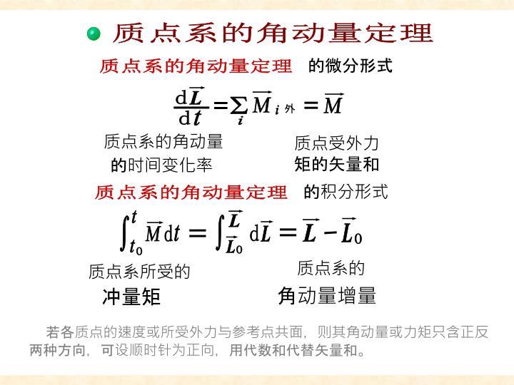 微、积分形式