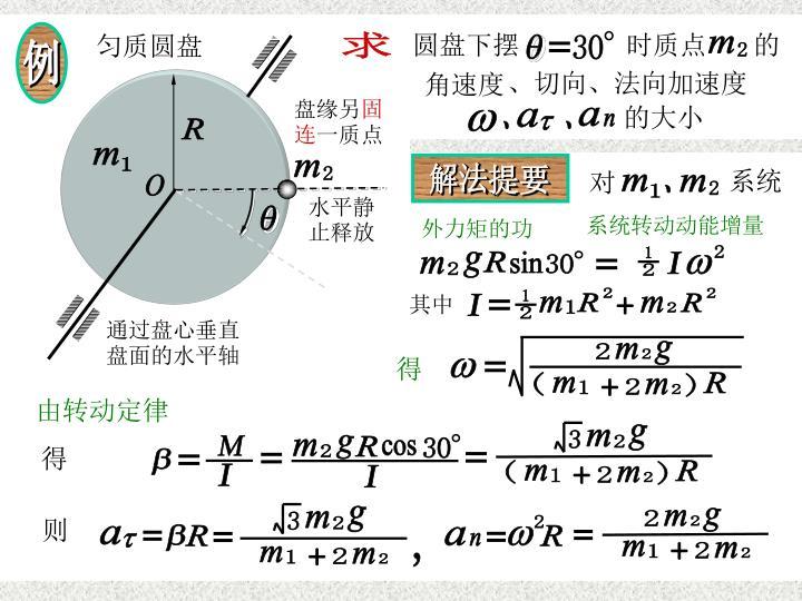 动能定理例题一