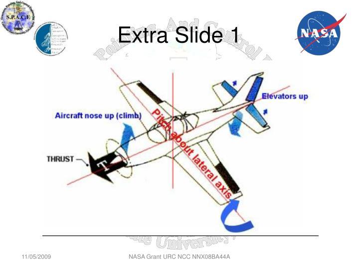 Extra Slide 1