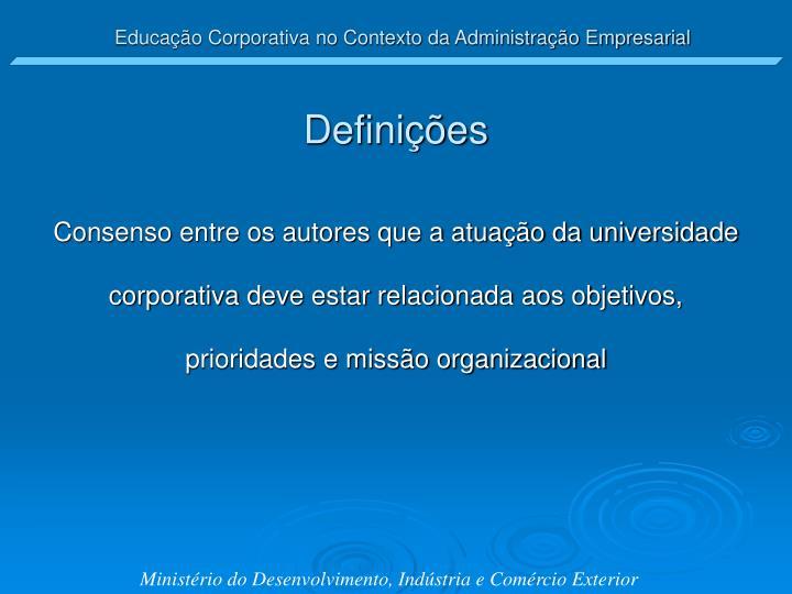 Definições