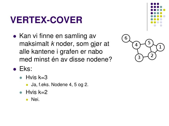 VERTEX-COVER