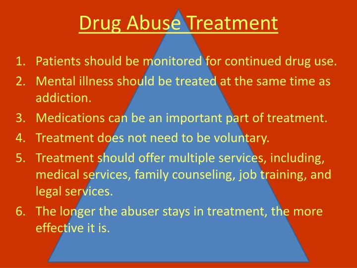 Drug Abuse Treatment