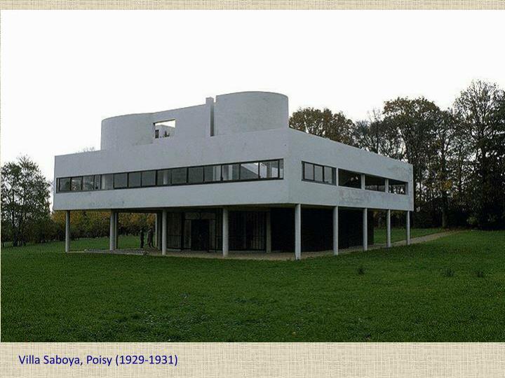 Villa Saboya,