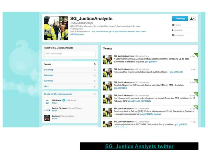 SG_Justice Analysts twitter