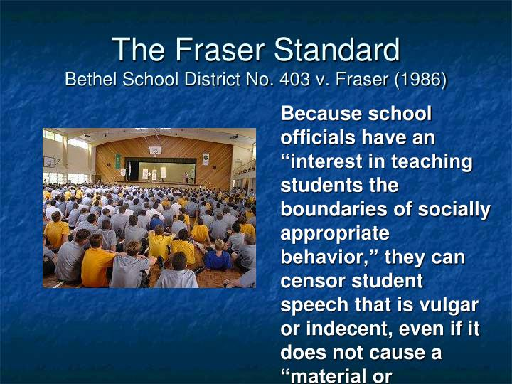 The Fraser Standard