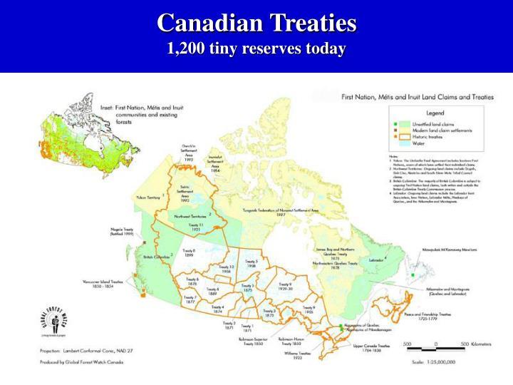 Canadian Treaties
