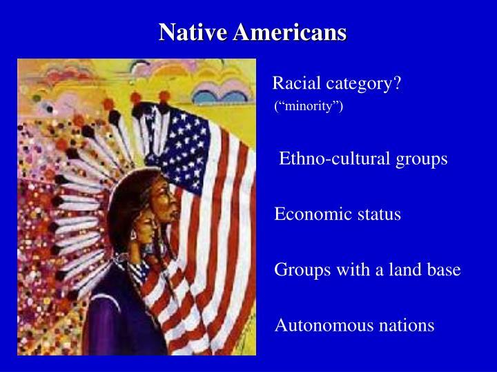 Racial category?