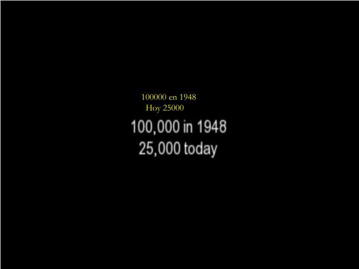 100000 en 1948