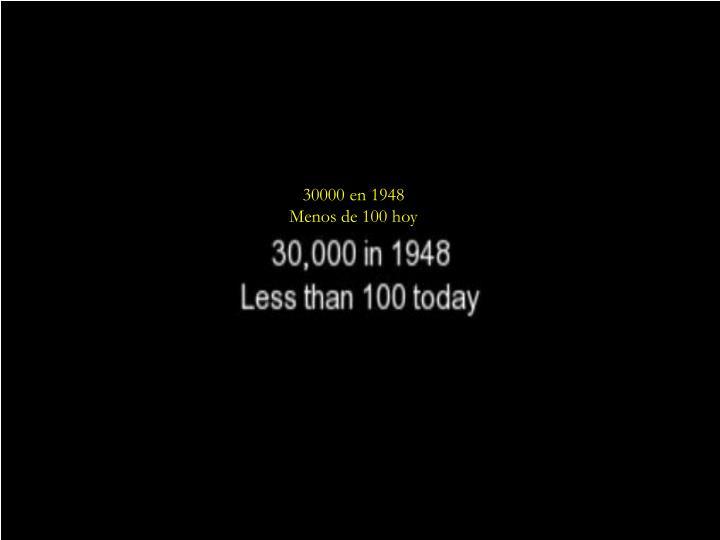 30000 en 1948