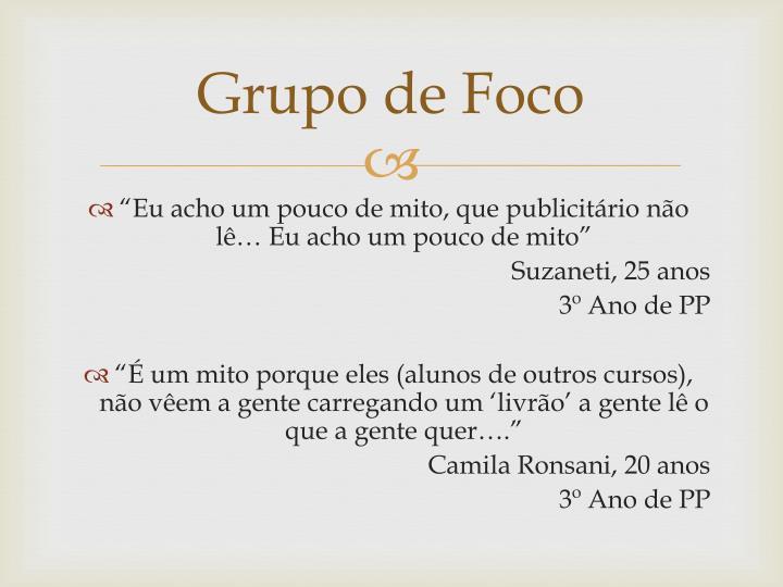 Grupo de Foco