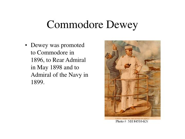 Commodore Dewey