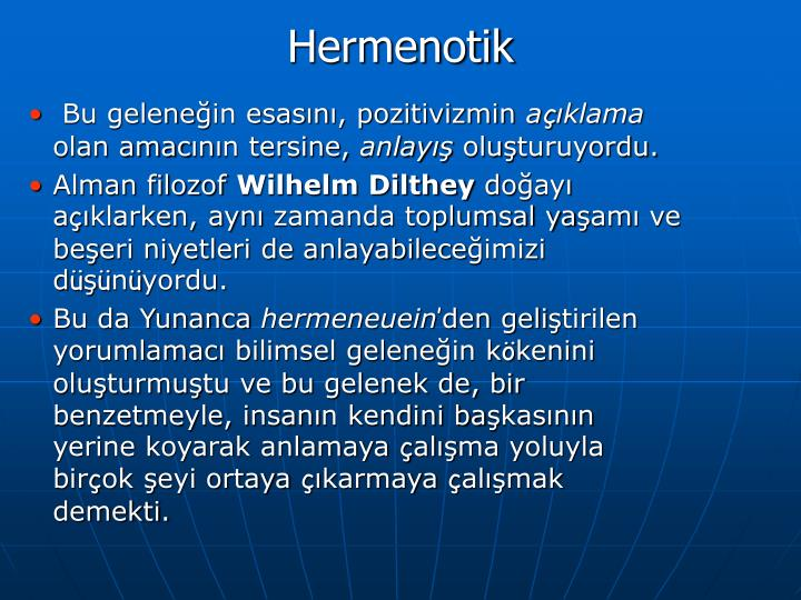 Hermenotik