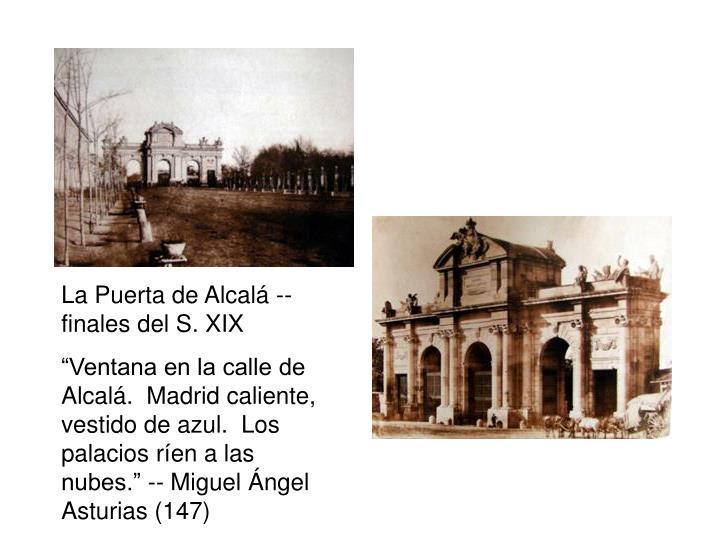 La Puerta de Alcal