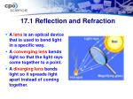 17 1 reflection and refraction2
