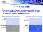 17 1 refraction1