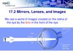 17 2 mirrors lenses and images1