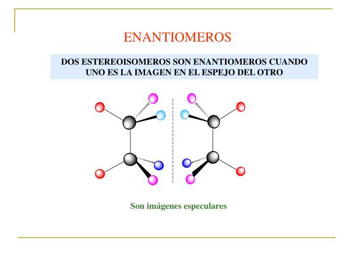 ENANTIOMEROS