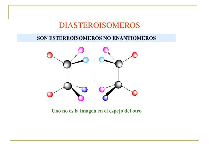 DIASTEROISOMEROS