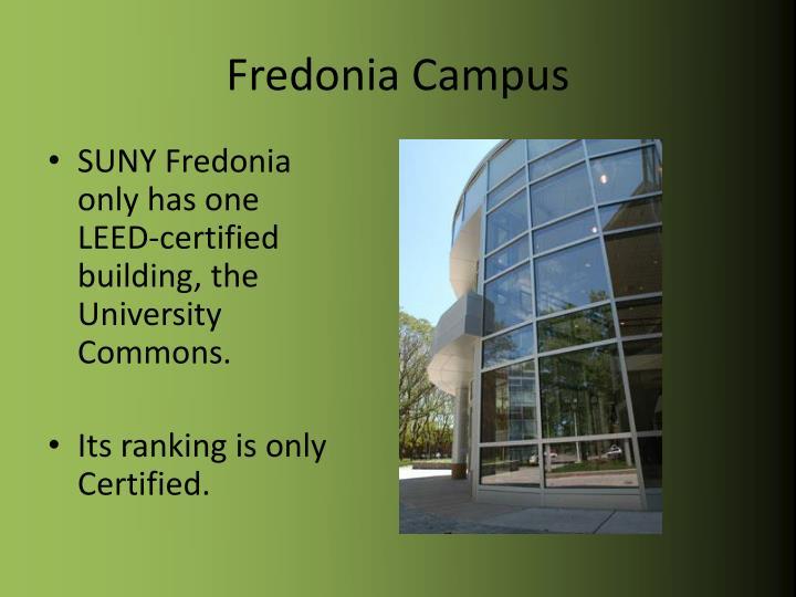 Fredonia Campus