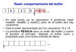 read comportamiento del buffer6