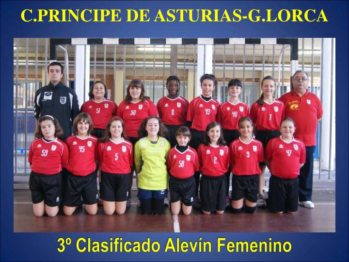 C.PRINCIPE DE ASTURIAS-G.LORCA