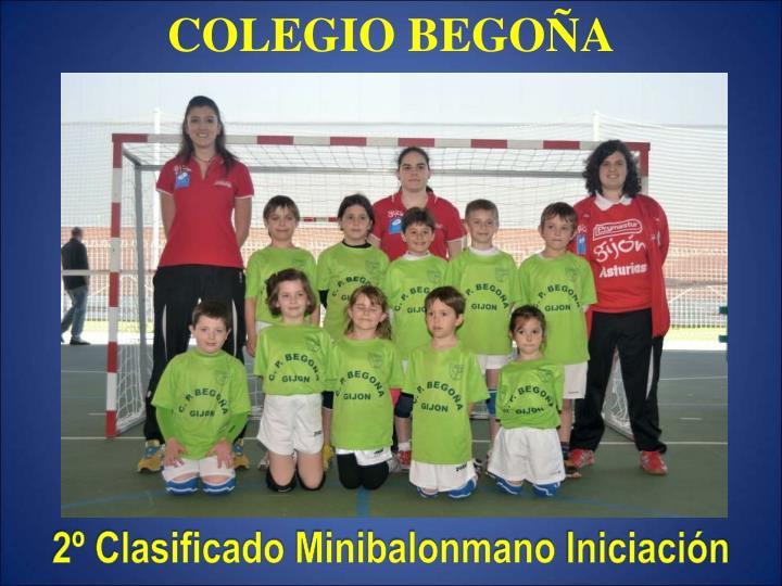 COLEGIO BEGOÑA