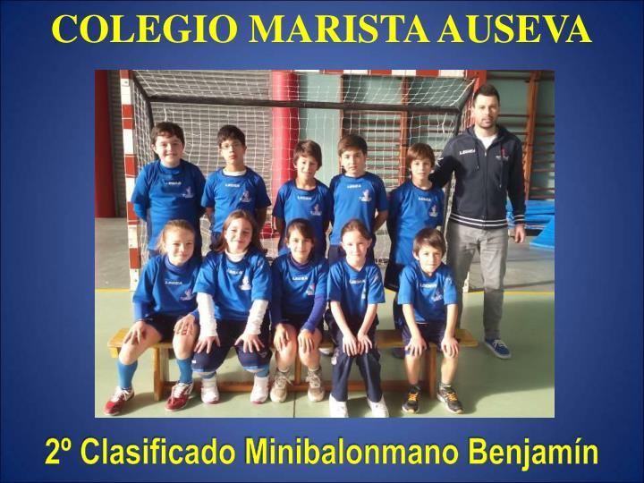 COLEGIO MARISTA AUSEVA