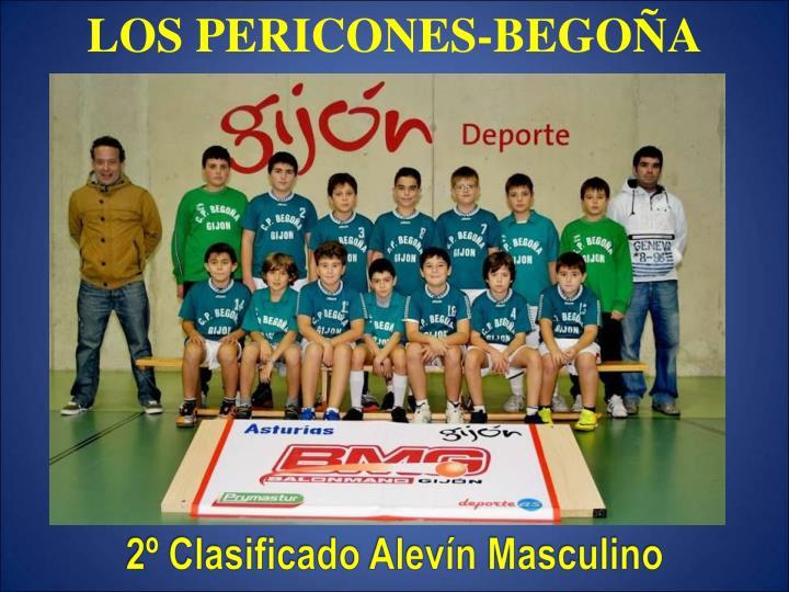 LOS PERICONES-BEGOÑA