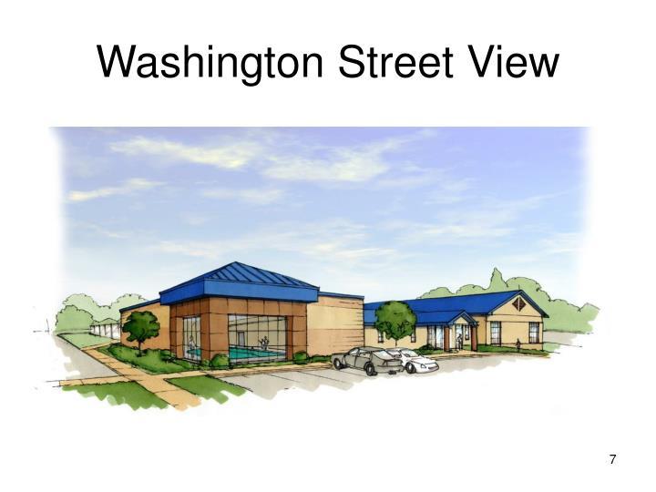 Washington Street View