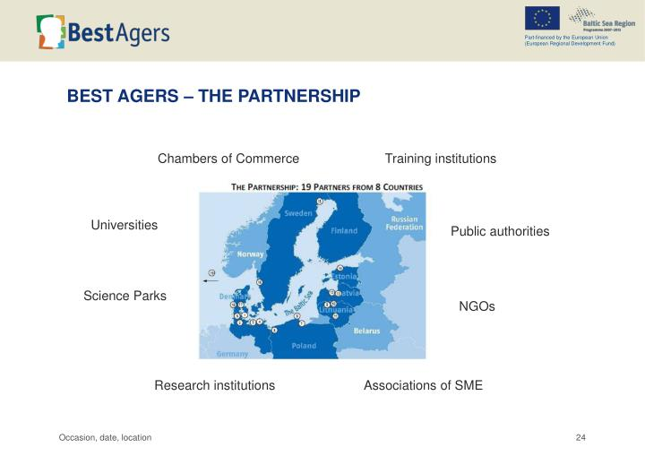 BEST AGERS – THE PARTNERSHIP