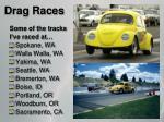 drag races