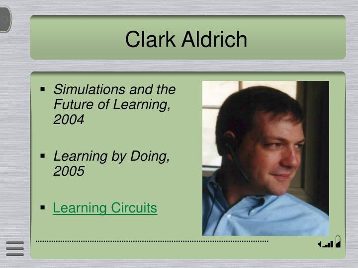 Clark Aldrich