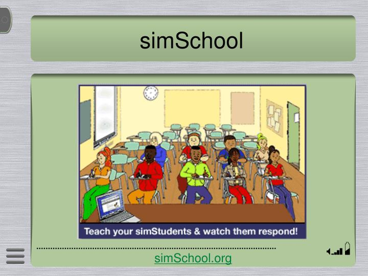 simSchool