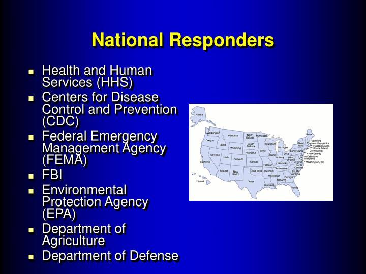 National Responders