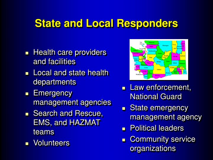 Health care providers and facilities