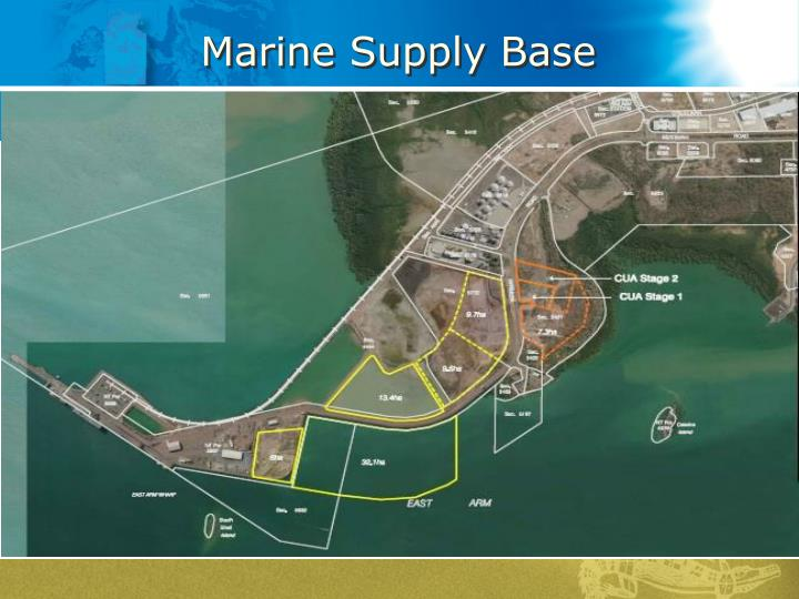 Marine Supply Base