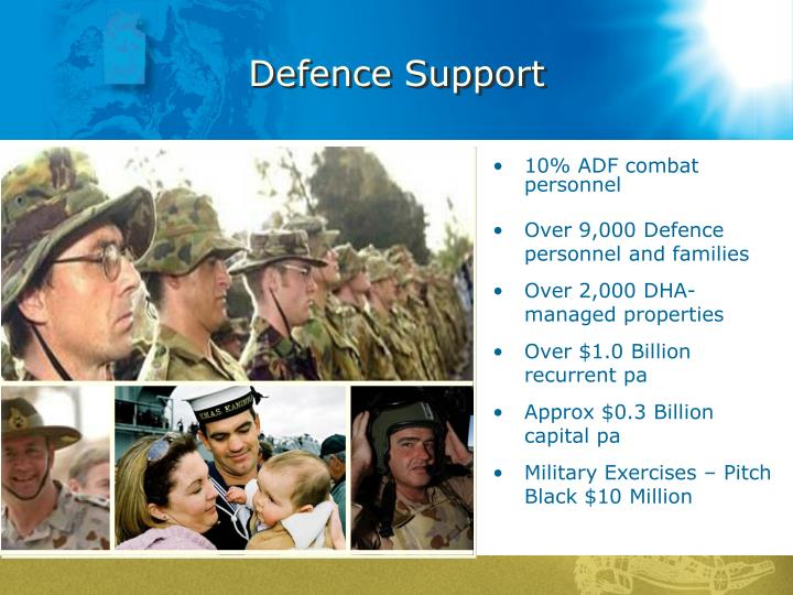 Defence Support