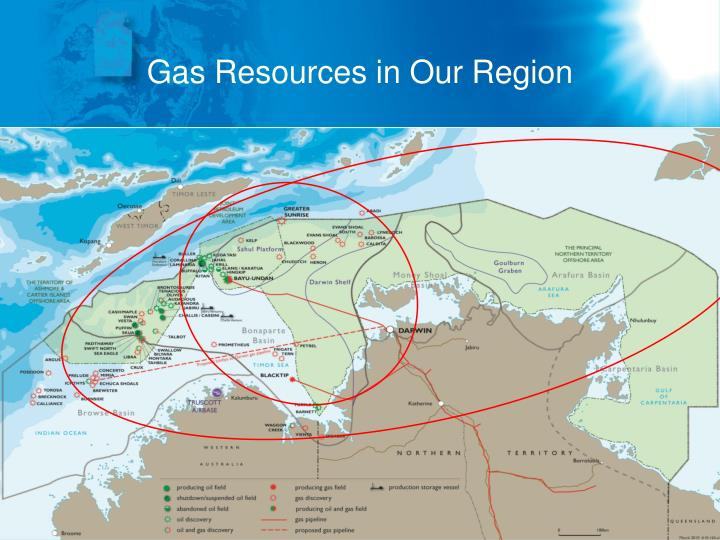 Gas Resources in Our Region