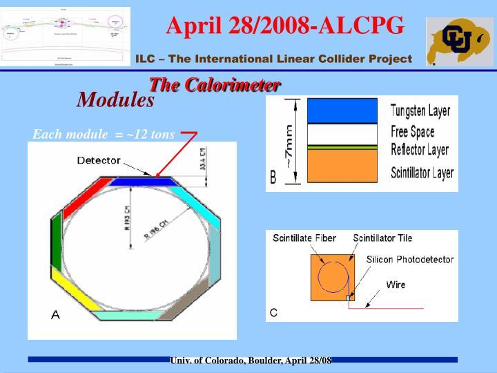 The Calorimeter