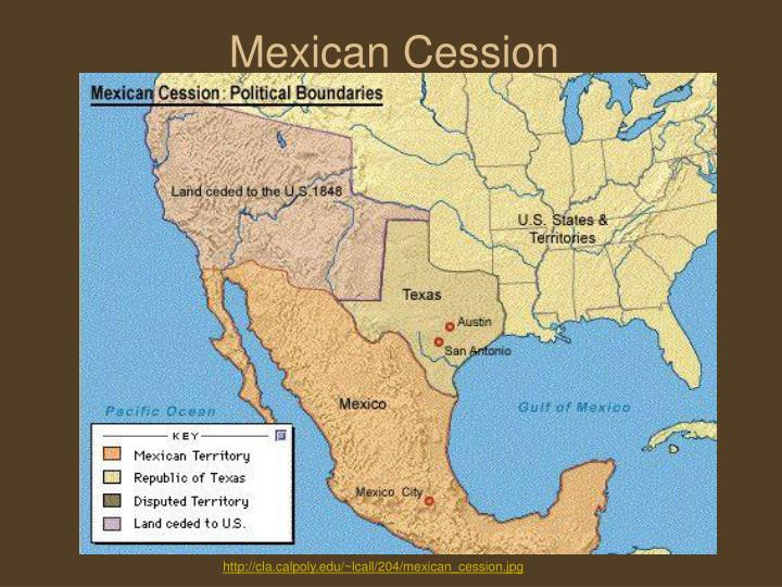 PPT - The Mexican American War & Territorial Acquisition ...