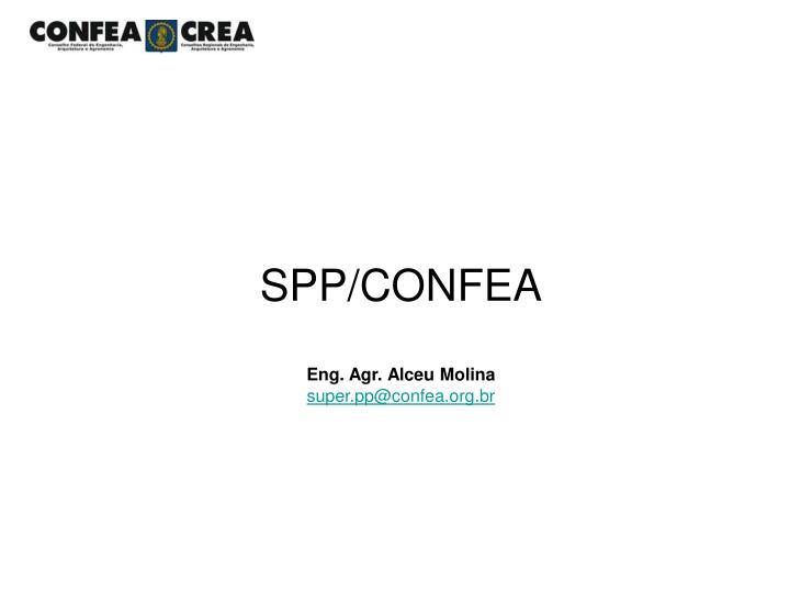 SPP/CONFEA