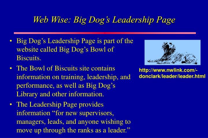 http://www.nwlink.com/-donclark/leader/leader.html