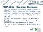 veda es recursos humanos1