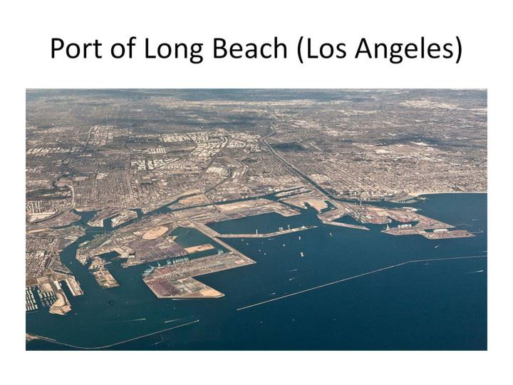 Port of Long Beach (Los Angeles)