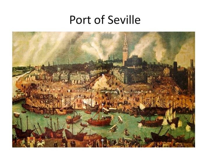 Port of Seville