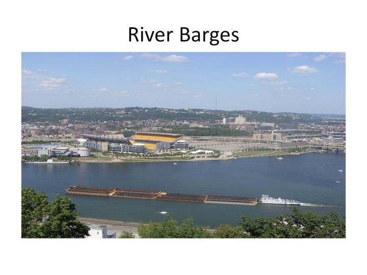 River Barges