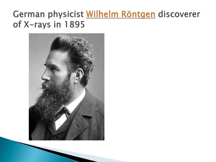 German physicist