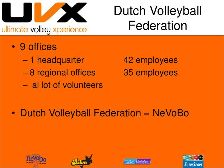 Dutch volleyball federation