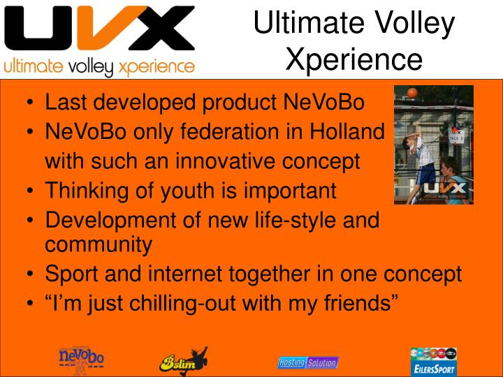 Ultimate Volley Xperience