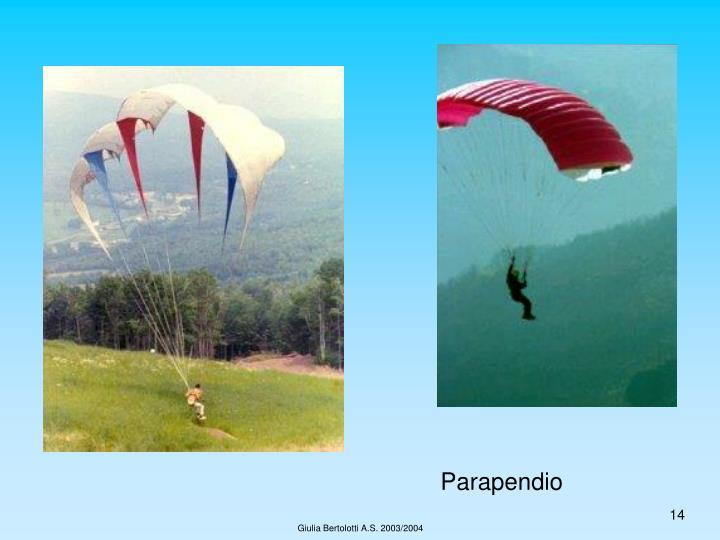 Parapendio